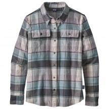 Patagonia - Women's L/S Fjord Flannel Shirt - Skjorte