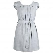 Alchemy Equipment - Women's Linen Blend Pleat Front Dress
