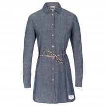 Bleed - Women's Denim Hemp Dress - Jurk