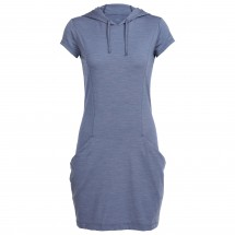 Icebreaker - Women's Yanni Hooded Dress - Jurk