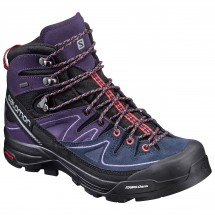 Salomon - Women's X Alp Mid Leather GTX - Vuoristokengät