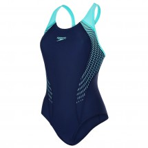 Speedo - Women's Fit Laneback - Swimsuit