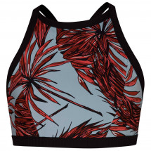 Hurley - Women's Quick Dry Koko High Neck Surf Top - Bikini top