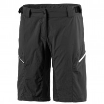 Scott - Women's Trail Flow LS/Fit Shorts w/ Pad - Pyöräilyho