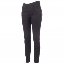 - Women's Bicicletta Stay Black Denim - Pyöräilyhousut