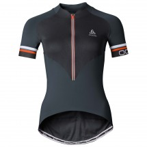Odlo - Women's Breathe Stand-Up Collar S/S 1/2 Zip