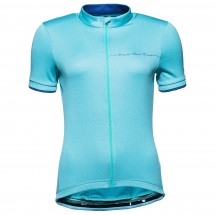 Triple2 - Women's Velo Zip Merino Shirt - Cycling jersey