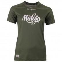 Maloja - Women's HollyM. FR 1/2 - Cycling jersey