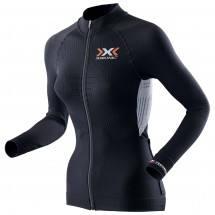 X-Bionic - Lady The Trick Shirt L/S Full Zip - Pyöräilypuser