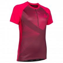 ION - Women's Tee Half Zip S/S Traze_Amp - Cycling jersey