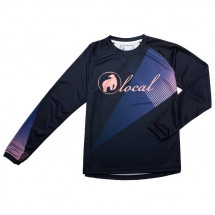 Local - L/S Jersey Women Sparkle - Cycling jersey