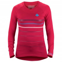 Sweet Protection - Women's Badlands Merino L/S Jersey - Cycling jersey