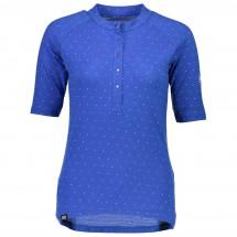 Mons Royale - Women's Phoenix Button Down Box Logo Small - Fietsshirt