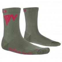 ION - Socks mid Pole - Radsocken