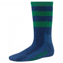 Smartwool - Kid's Striped Hike Medium Crew - Socks