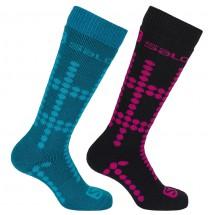 Salomon - Kid's Team Jr. 2 Pack - Ski socks