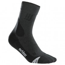 CEP - Outdoor Merino Mid-Cut Socks - Kompressiosukat