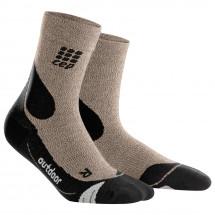 CEP - Outdoor Merino Mid-Cut Socks - Compressiesokken