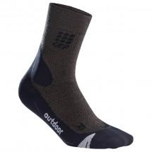 CEP - Women's Outdoor Merino Mid-Cut Socks