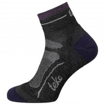 Teko - Women's Organic SIN3RGI Light Minicrew - Sports socks