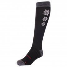 Ivanhoe of Sweden - Wool Sock Compression Snowflake - Compressiesokken