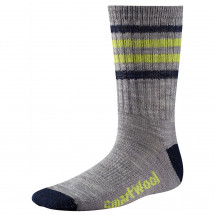 Smartwool - Kid's Striped Hike Light Crew - Trekkingsukat