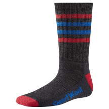 Smartwool - Kid's Striped Hike Light Crew - Chaussettes de t