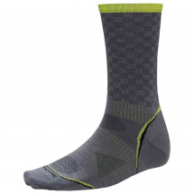 Smartwool - PhD Cycle Ultra Light Pattern Crew - Chaussettes