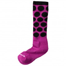 Smartwool - Girl's Wintersport All Over Dots - Chaussettes d