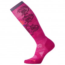 Smartwool - Women's PhD Ski Light Pattern - Ski socks