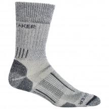 Icebreaker - Hike Basic Heavy Crew - Trekking socks