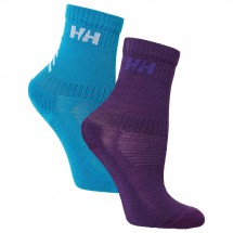 Helly Hansen - Kid's HH Warm 2-Pack Sock - Monitoimisukat