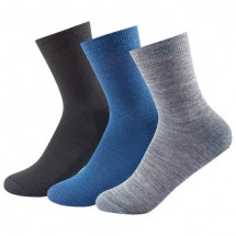 Devold - Daily Medium Kid Sock 3-Pack - Multifunctionele sok