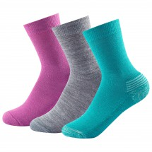 Devold - Daily Medium Kid Sock 3-Pack - Merinosocken