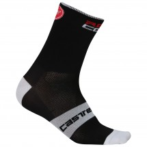 Castelli - Rosso Corsa 13 Sock - Pyöräilysukat
