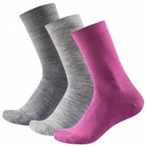 Devold - Daily Light Woman Sock 3-Pack - Multifunksjonssokker
