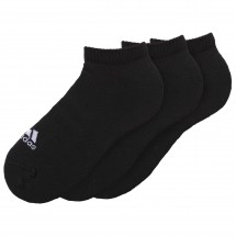 adidas - 3S Performance No-Show Half Cushioned 3PP - Multifunctionele sokken