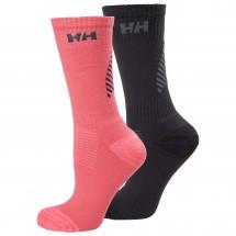 Helly Hansen - Women's HH Lifa Merino 2-Pack Socks - Monitoimisukat