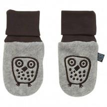 Ej Sikke Lej - Kid's Owl Fleece Mittens - Handschuhe