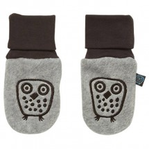 Ej Sikke Lej - Kid's Owl Fleece Mittens - Gloves