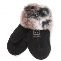 66 North - Kaldi Arctic Mittens W/Fur - Käsineet
