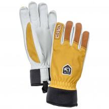 Hestra - Army Leather Wool Terry 5 Finger - Käsineet