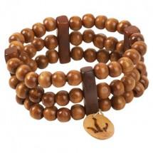 Prana - Wood Tagua Bracelet - Organic