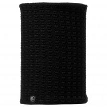 Buff - Neckwarmer Knitted + Polar Fleece - Neck warmer