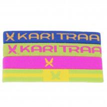 Kari Traa - Women's Kari Hairband 102PK - Haarelastiekjes