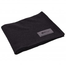 Mufflon - Plaid II Logo Bergfreunde - Wool blanket
