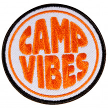 Poler - Camp Vibes Iron-On Patches