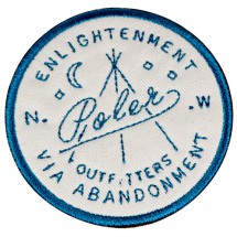 Poler - Enlightenment Iron-On Patches