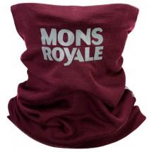 Mons Royale - Double Up Neckwarmer Vert - Halstørkle