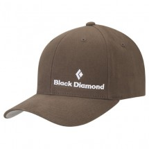 Black Diamond - BD Logo Cap - Flexfit Cap